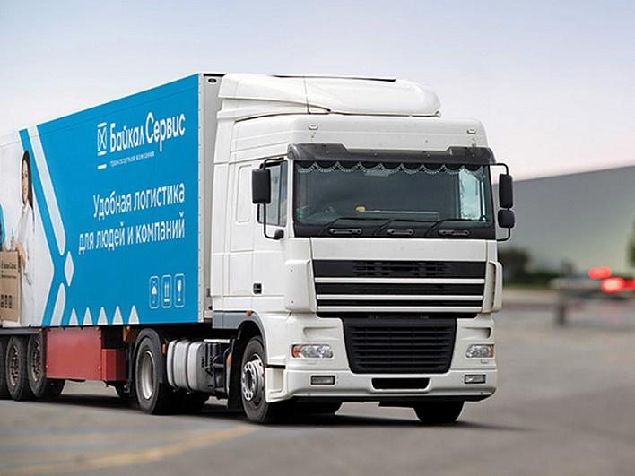 «Байкал-Сервис» ввел новую услугу «паллетная перевозка» для бизнеса