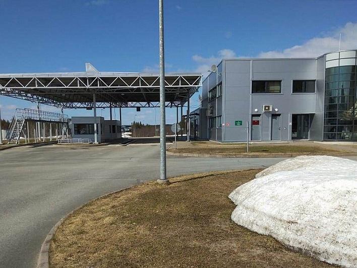 С1мая изменится режим работы МАПП Суоперя награнице сФинляндией